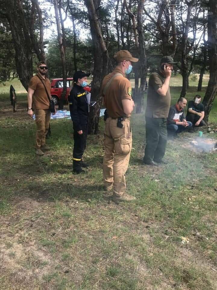 В лесах Павлоградщины прошли профилактические рейды по выявлению открытых очагов (ФОТО), фото-10