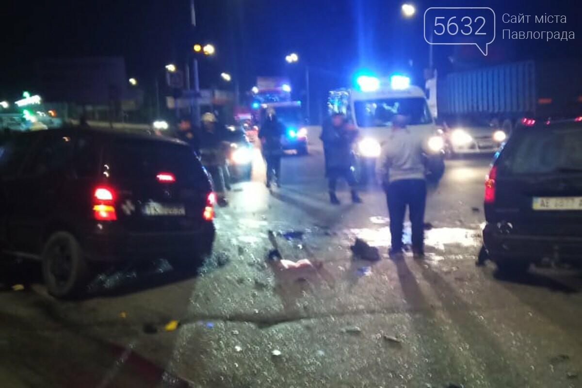 ДТП в Павлограде: пострадавших вытащили из авто свидетели аварии (ФОТО, ВИДЕО), фото-1