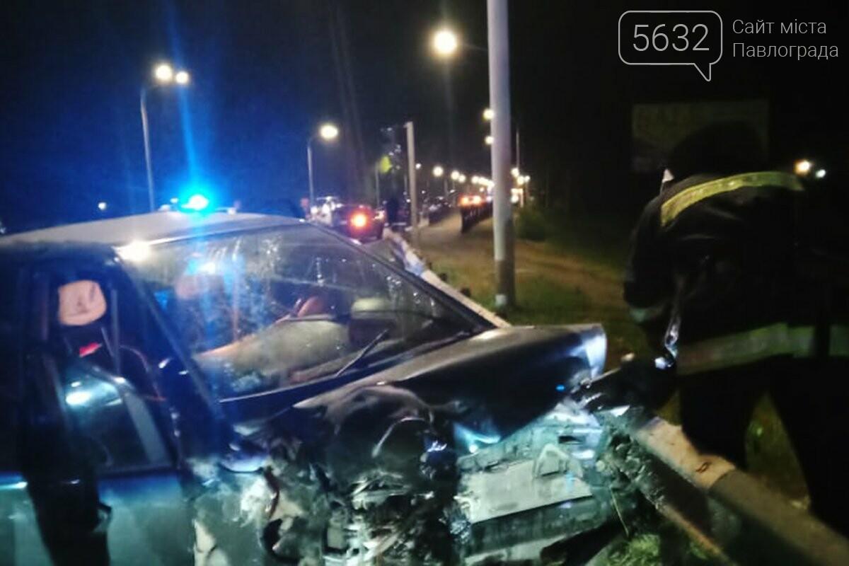 ДТП в Павлограде: пострадавших вытащили из авто свидетели аварии (ФОТО, ВИДЕО), фото-2