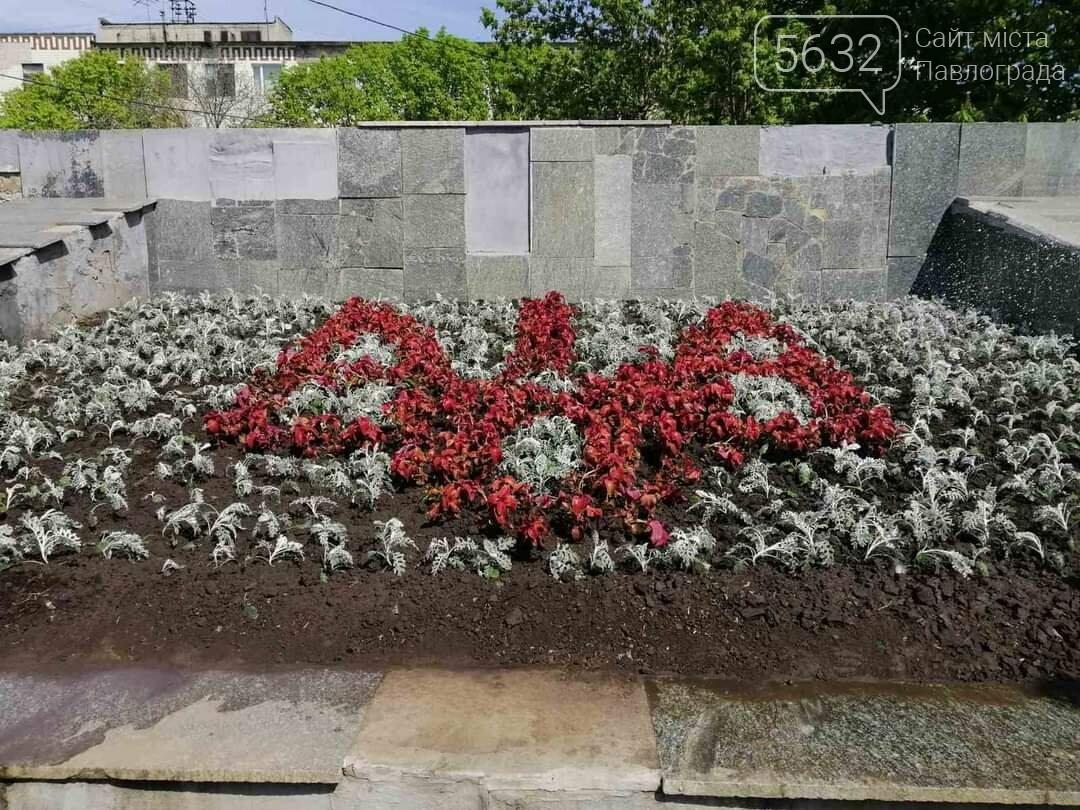 В центре Павлограда снова расцвёл трезубец (ФОТОФАКТ), фото-1