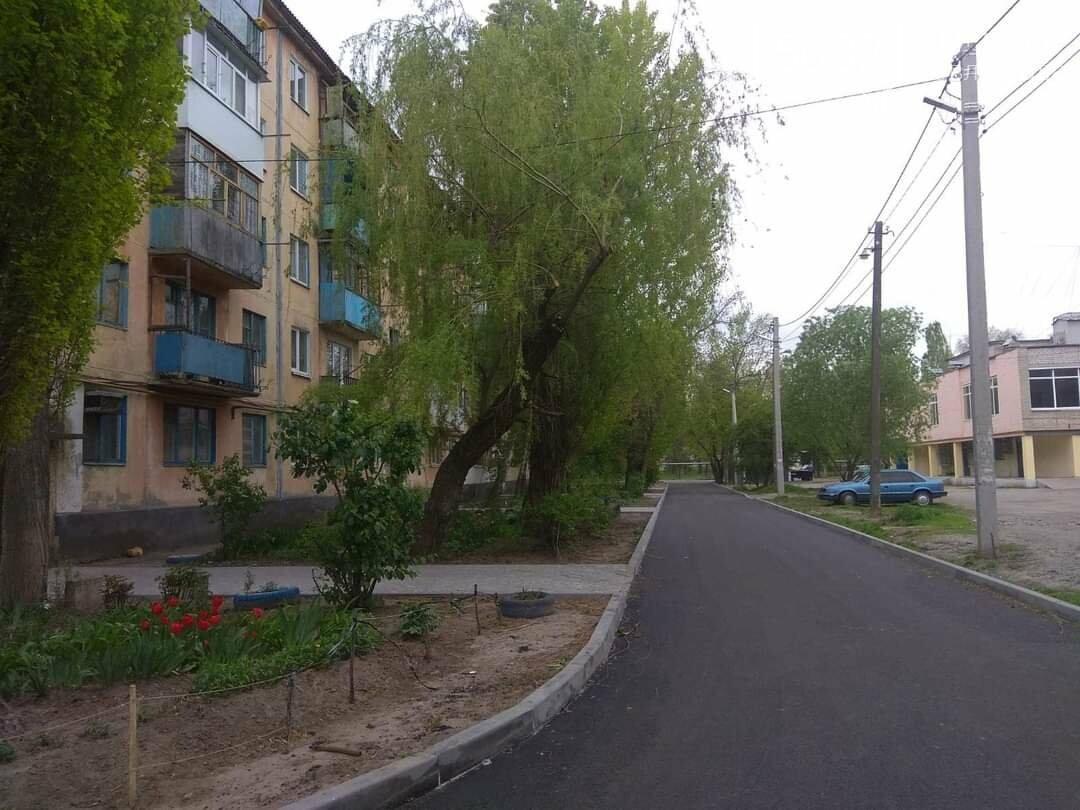 На Литмаше капитально отремонтировали дорогу в одном из дворов (ФОТОФАКТ), фото-2