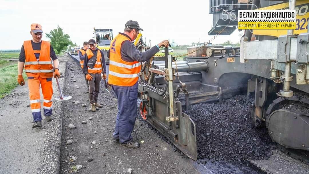 Работа кипит: на трассе Днепр-Павлоград-Покровск ведутся ремонтные работы (ФОТО), фото-5