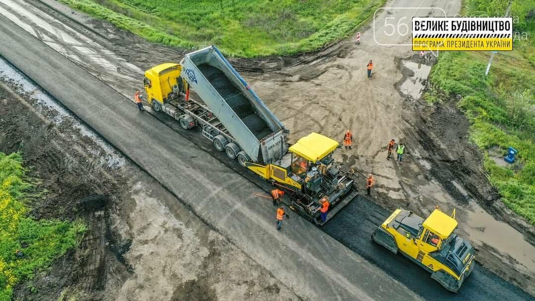Работа кипит: на трассе Днепр-Павлоград-Покровск ведутся ремонтные работы (ФОТО), фото-8