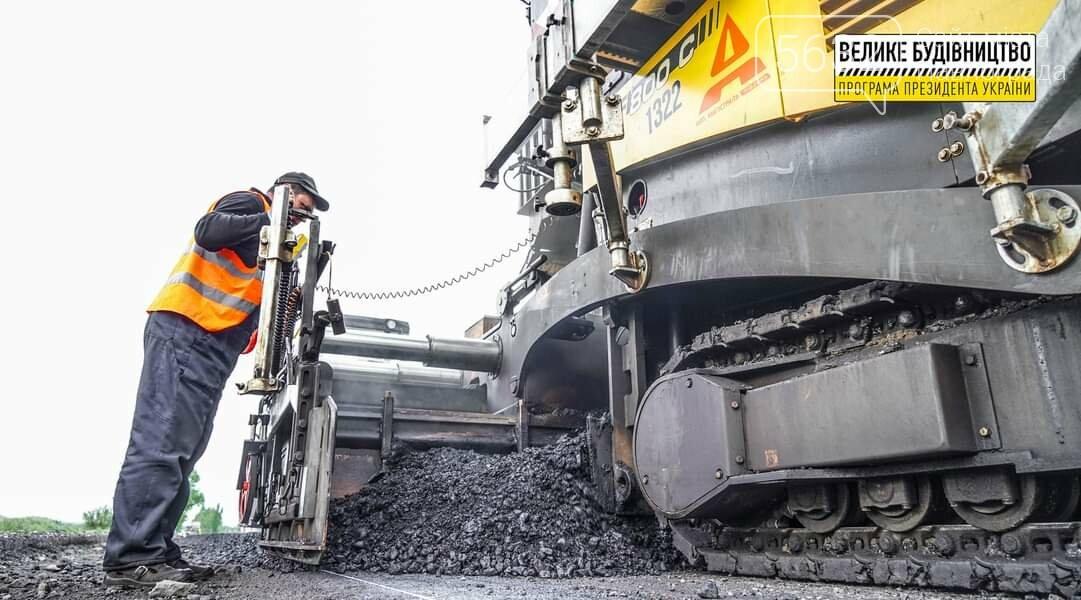 Работа кипит: на трассе Днепр-Павлоград-Покровск ведутся ремонтные работы (ФОТО), фото-10