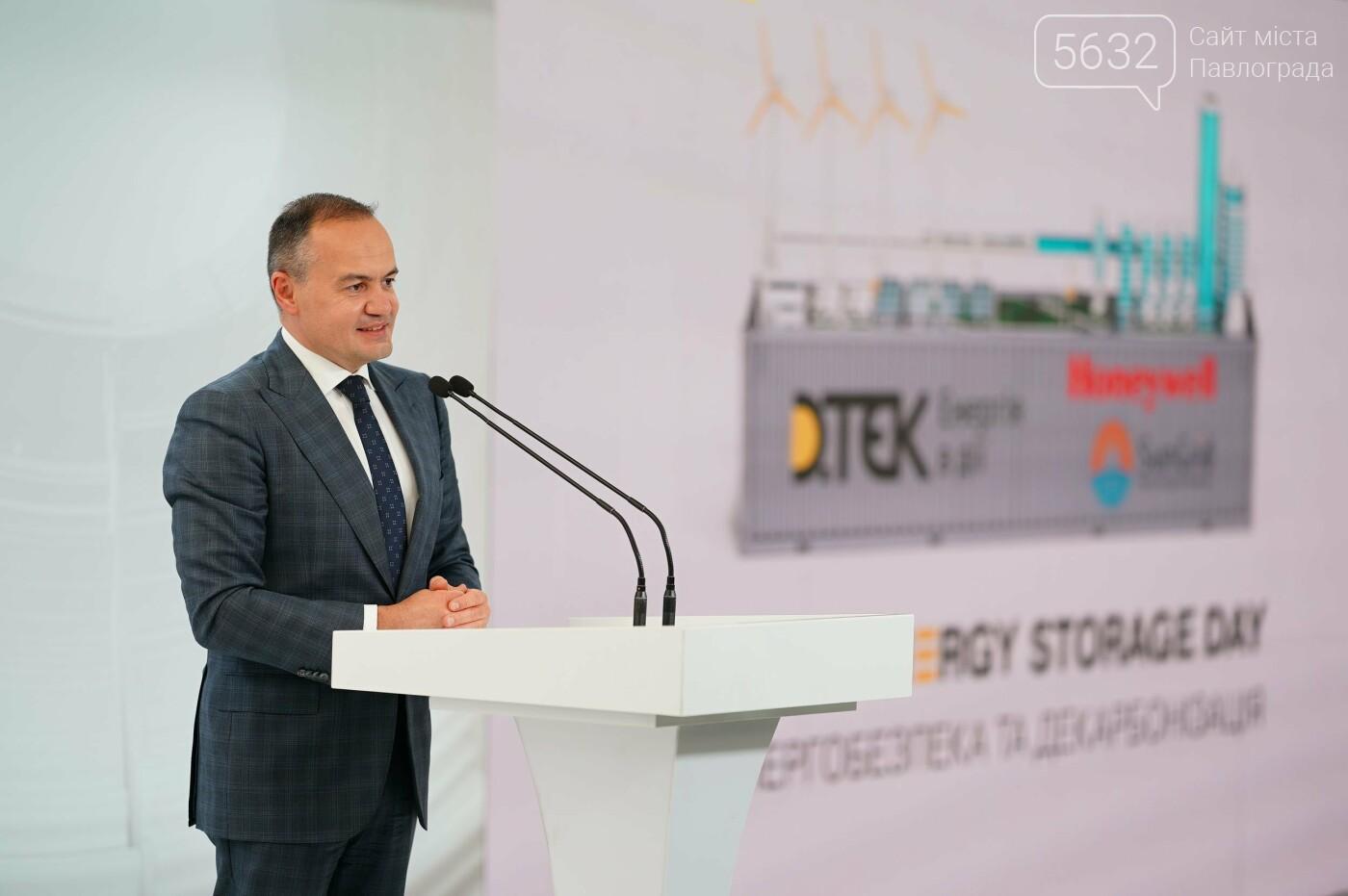 Историческое событие: в Украине запустили первую промышленную систему накопления энергии, фото-21