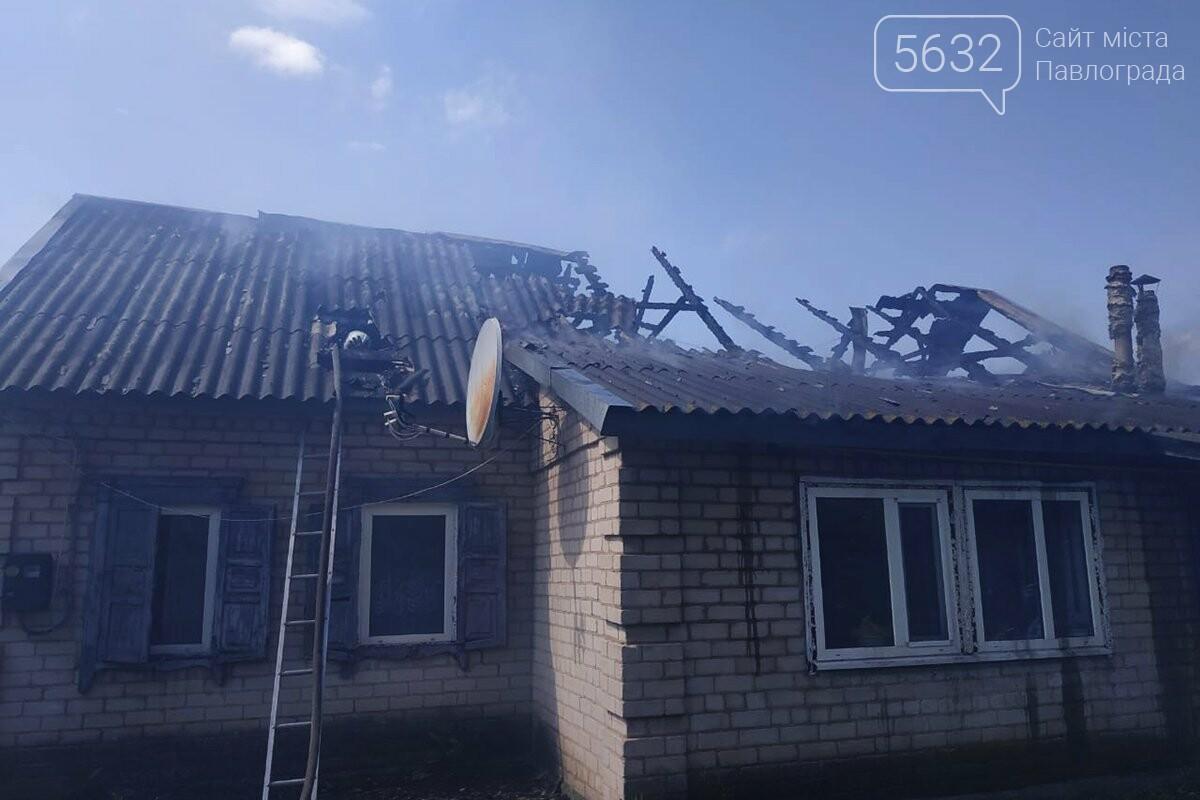 В селе Межирич сгорела крыша частного дома (ФОТО), фото-3