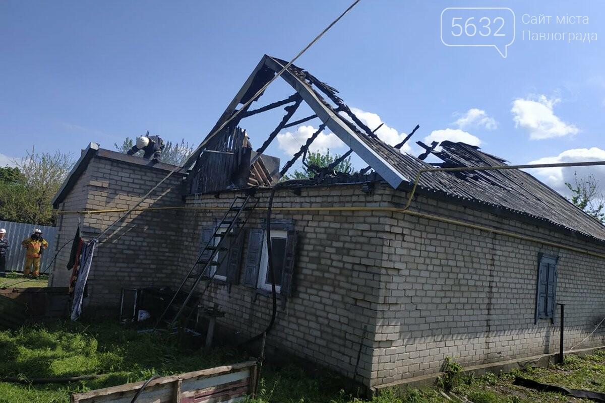 В селе Межирич сгорела крыша частного дома (ФОТО), фото-4