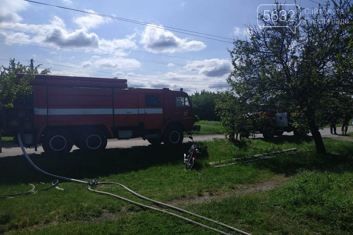 В селе Межирич сгорела крыша частного дома (ФОТО), фото-2