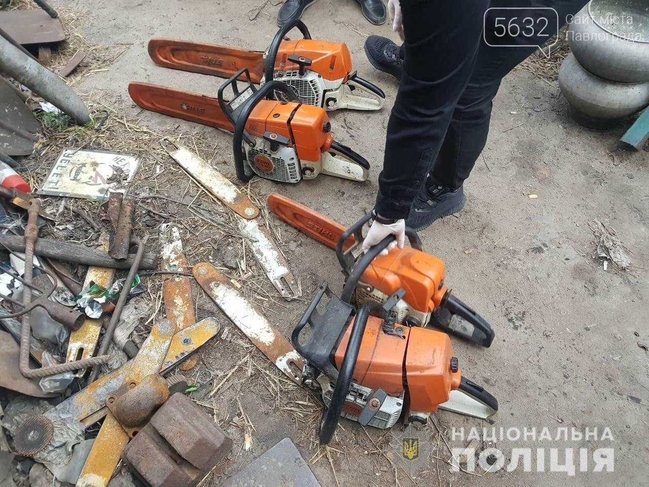 На Днепропетровщине задержали банду «черных лесорубов», фото-5
