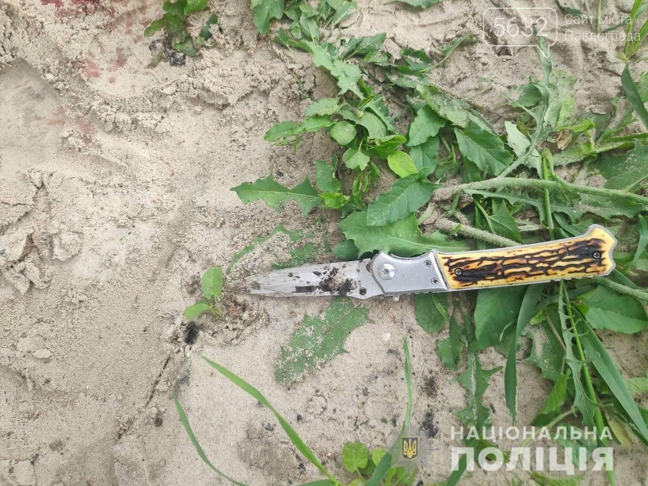 В Павлограде во время уличной драки мужчину ранили ножом в грудь, фото-2