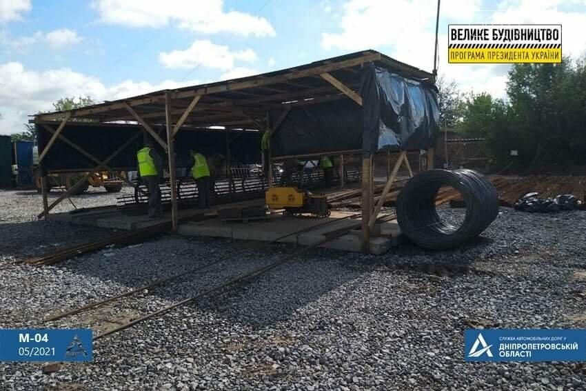 Начался капитальный ремонт автодорожного путепровода возле села Богуслав (ФОТО), фото-2