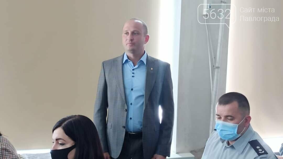 В Павлограде представили новых руководителей, фото-3