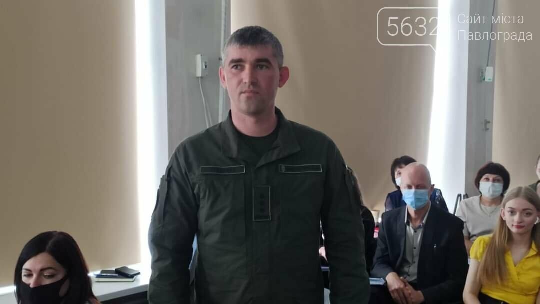В Павлограде представили новых руководителей, фото-2