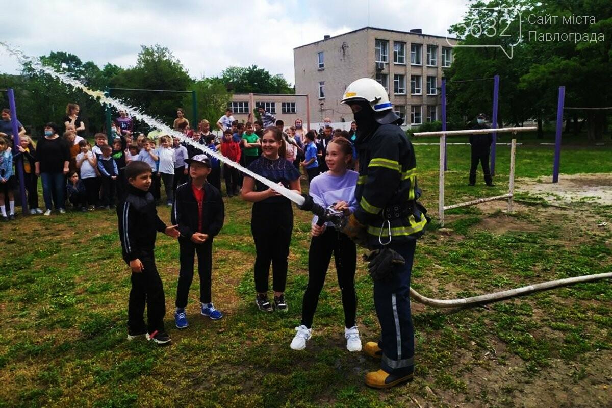 Школьники Терновки и Вязовка смогли почувствовать себя настоящими спасателями (ФОТО), фото-6