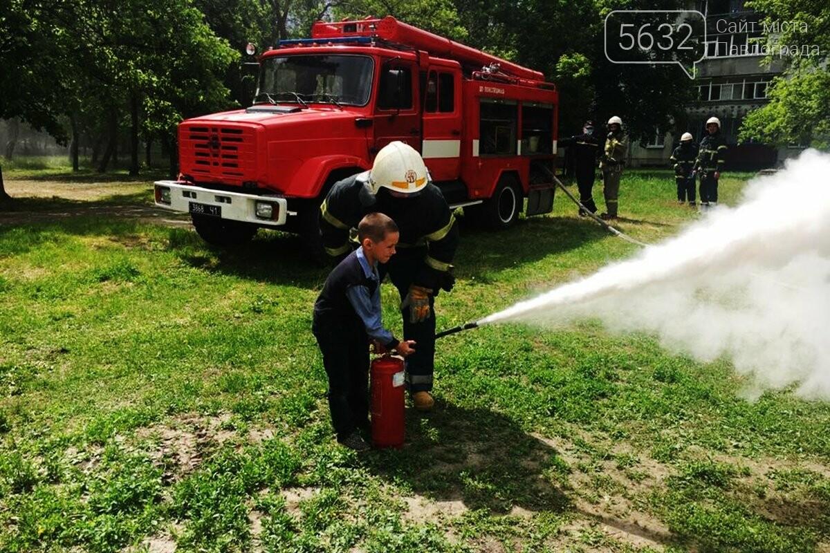 Школьники Терновки и Вязовка смогли почувствовать себя настоящими спасателями (ФОТО), фото-7