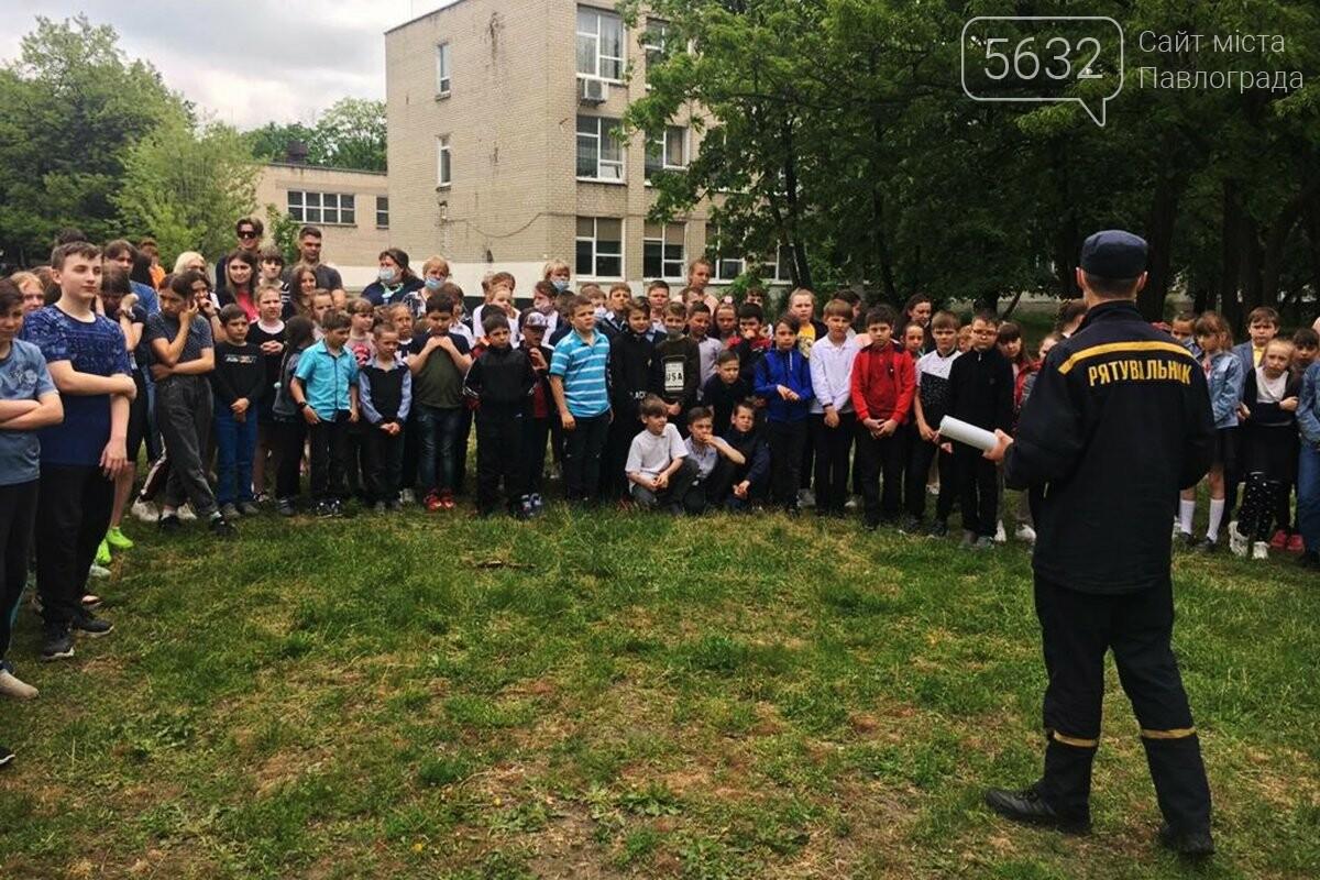 Школьники Терновки и Вязовка смогли почувствовать себя настоящими спасателями (ФОТО), фото-3