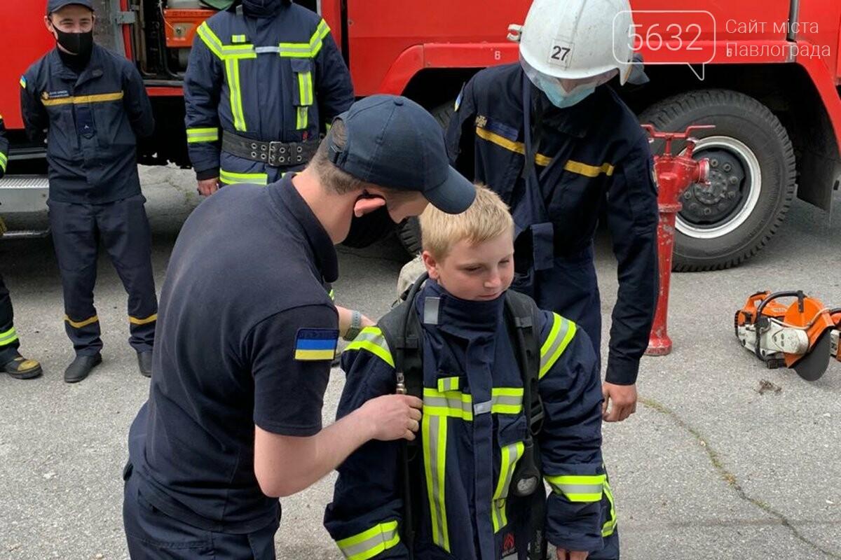 Школьники Терновки и Вязовка смогли почувствовать себя настоящими спасателями (ФОТО), фото-8