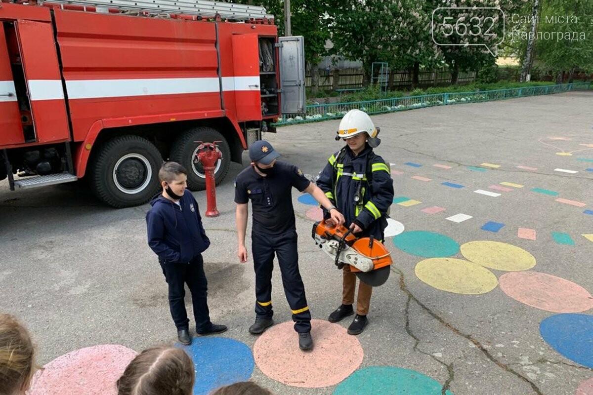 Школьники Терновки и Вязовка смогли почувствовать себя настоящими спасателями (ФОТО), фото-1