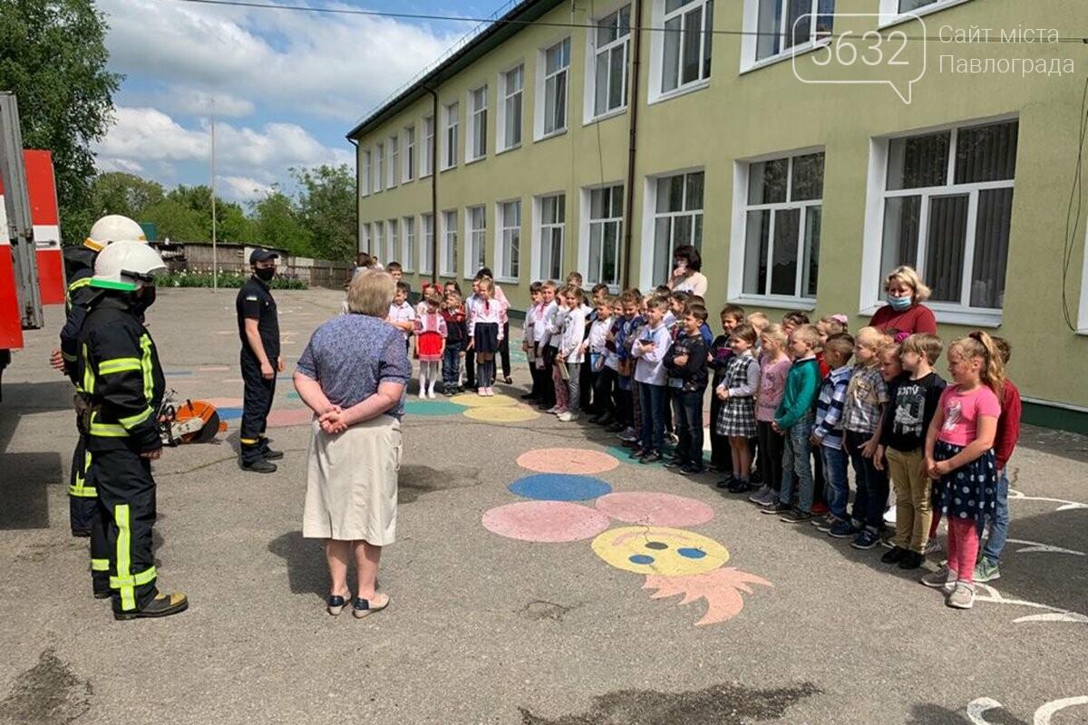 Школьники Терновки и Вязовка смогли почувствовать себя настоящими спасателями (ФОТО), фото-2