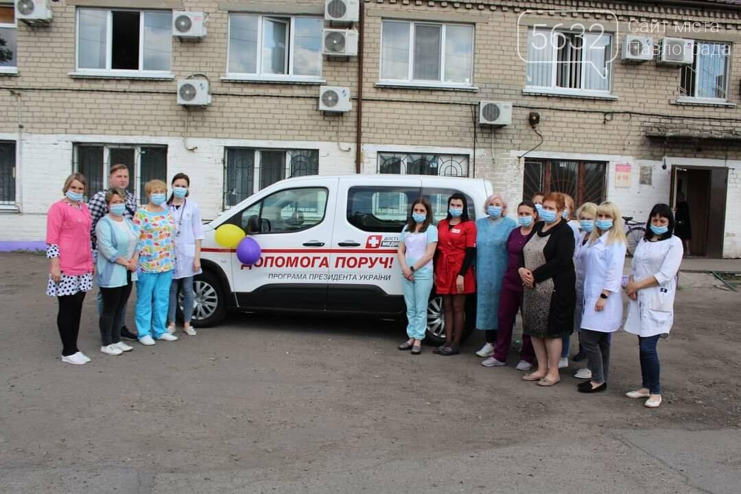 Богдановская ОТГ получила санитарные автомобили для амбулаторий, фото-3