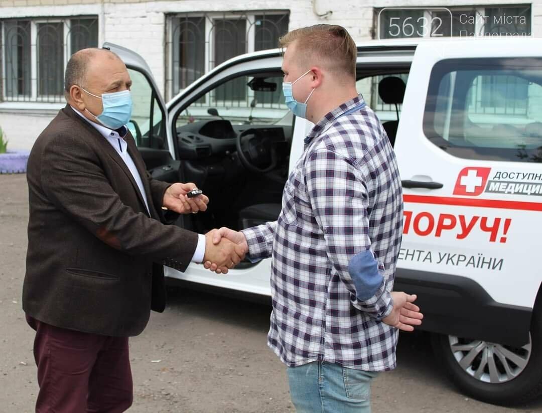Богдановская ОТГ получила санитарные автомобили для амбулаторий, фото-2