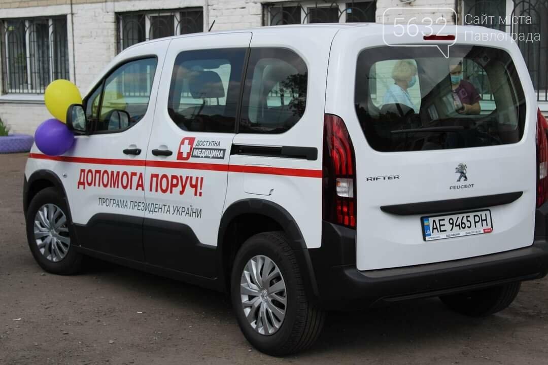 Богдановская ОТГ получила санитарные автомобили для амбулаторий, фото-1