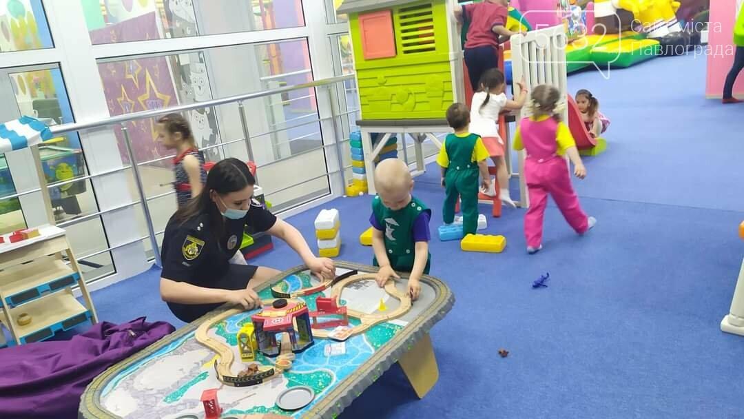 Павлоградские полицейские подарили детишкам праздник, фото-3