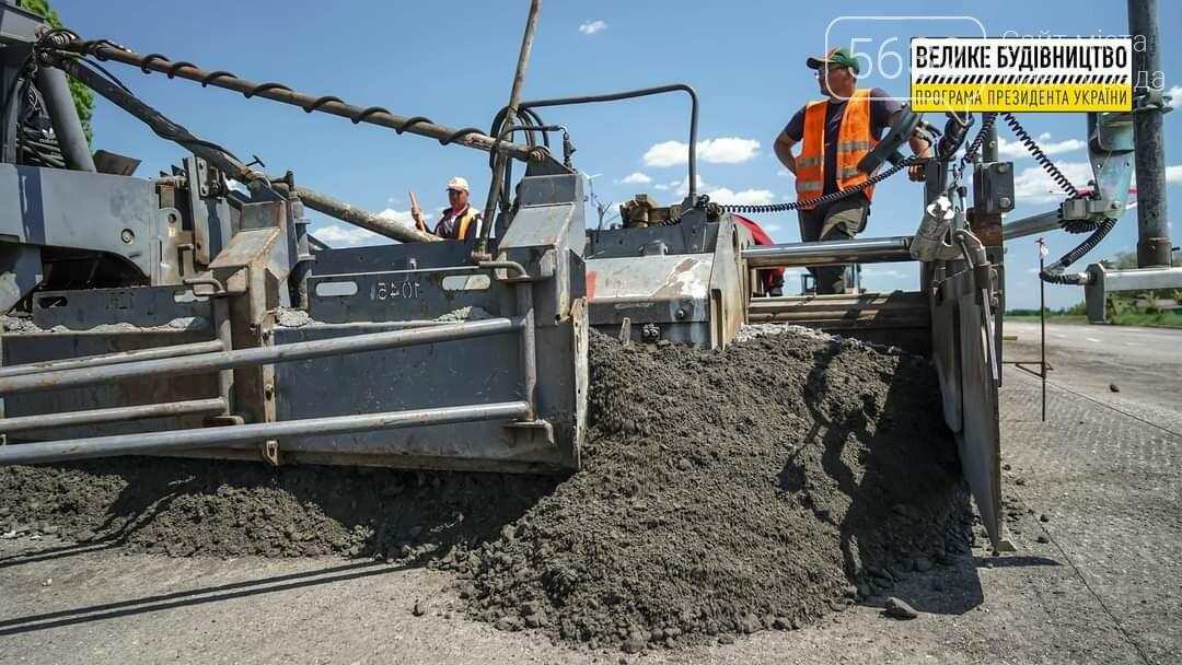 В сети показали фото ремонтных работ на трассе Павлоград-Днепр, фото-8