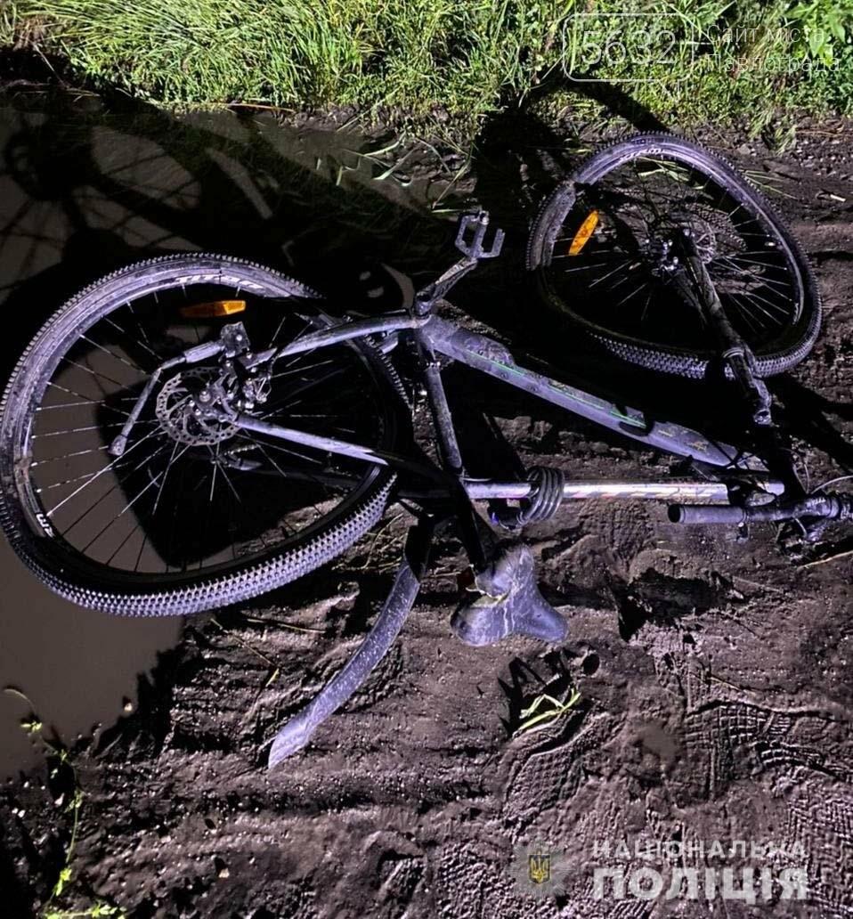 В Терновке пьяный водитель сбил 15-летнюю велосипедистку и с места ДТП скрылся , фото-1