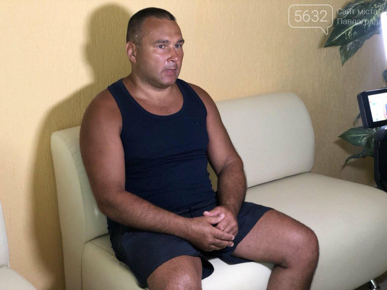 Павлоградец, отдыхая в Бердянске, помог спасти тонущих детей (ВИДЕО), фото-2