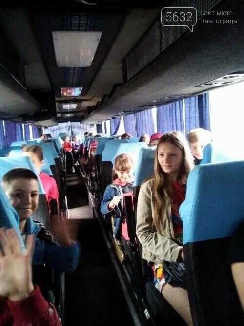 45 павлоградских детей отправились на оздоровление в морской лагерь санаторного типа «Факел» , фото-1