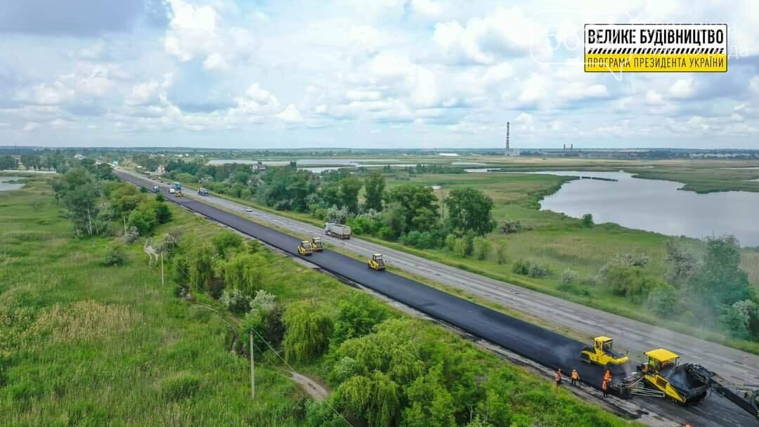 На трассе Павлоград-Днепр кипят ремонтные работы (ФОТО), фото-5