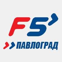 """Логотип - Бытовая техника в Павлограде """"Техномережа F5"""""""