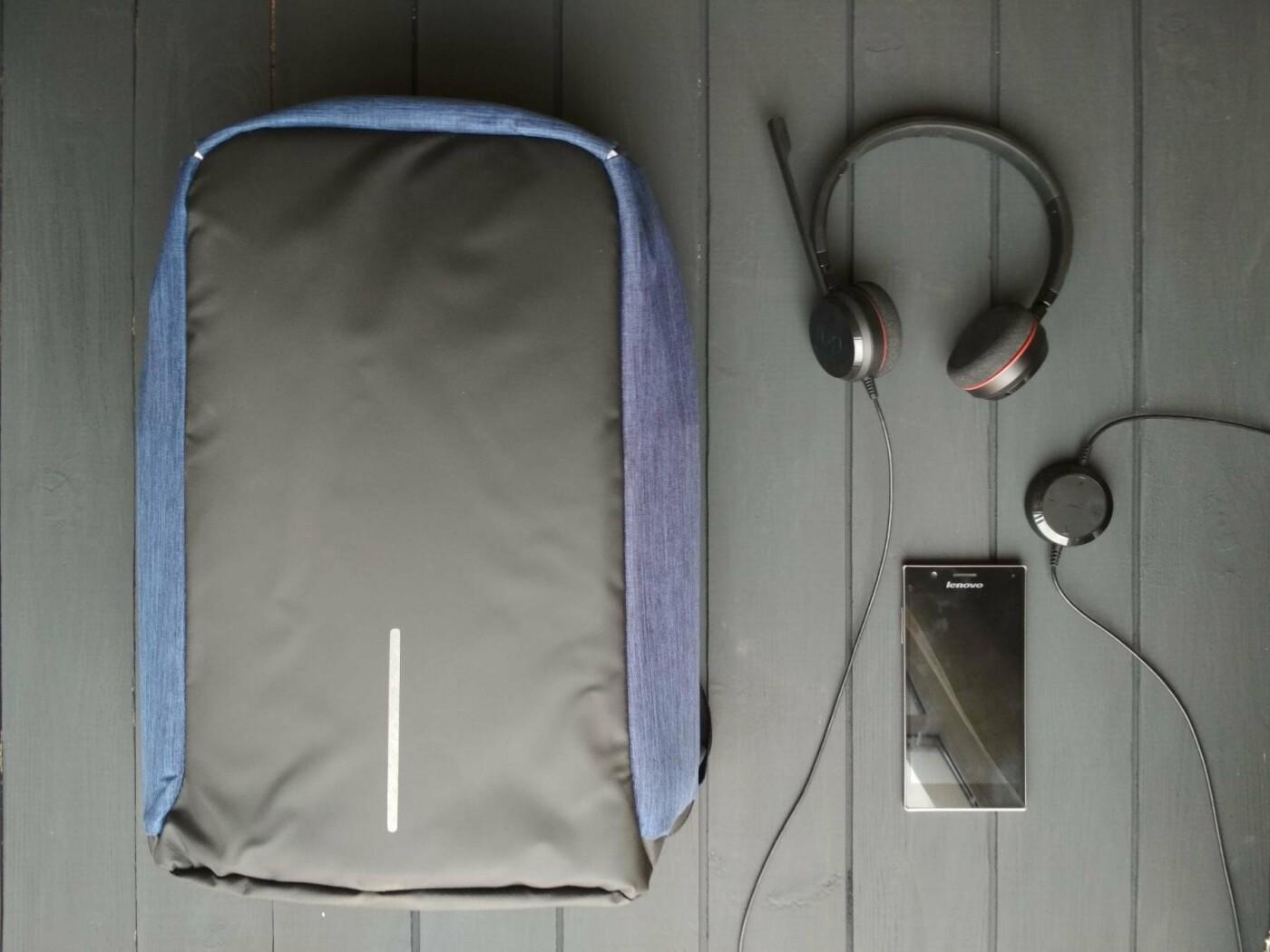 Что скрывается за стильным дизайном рюкзака Bobby, фото-1