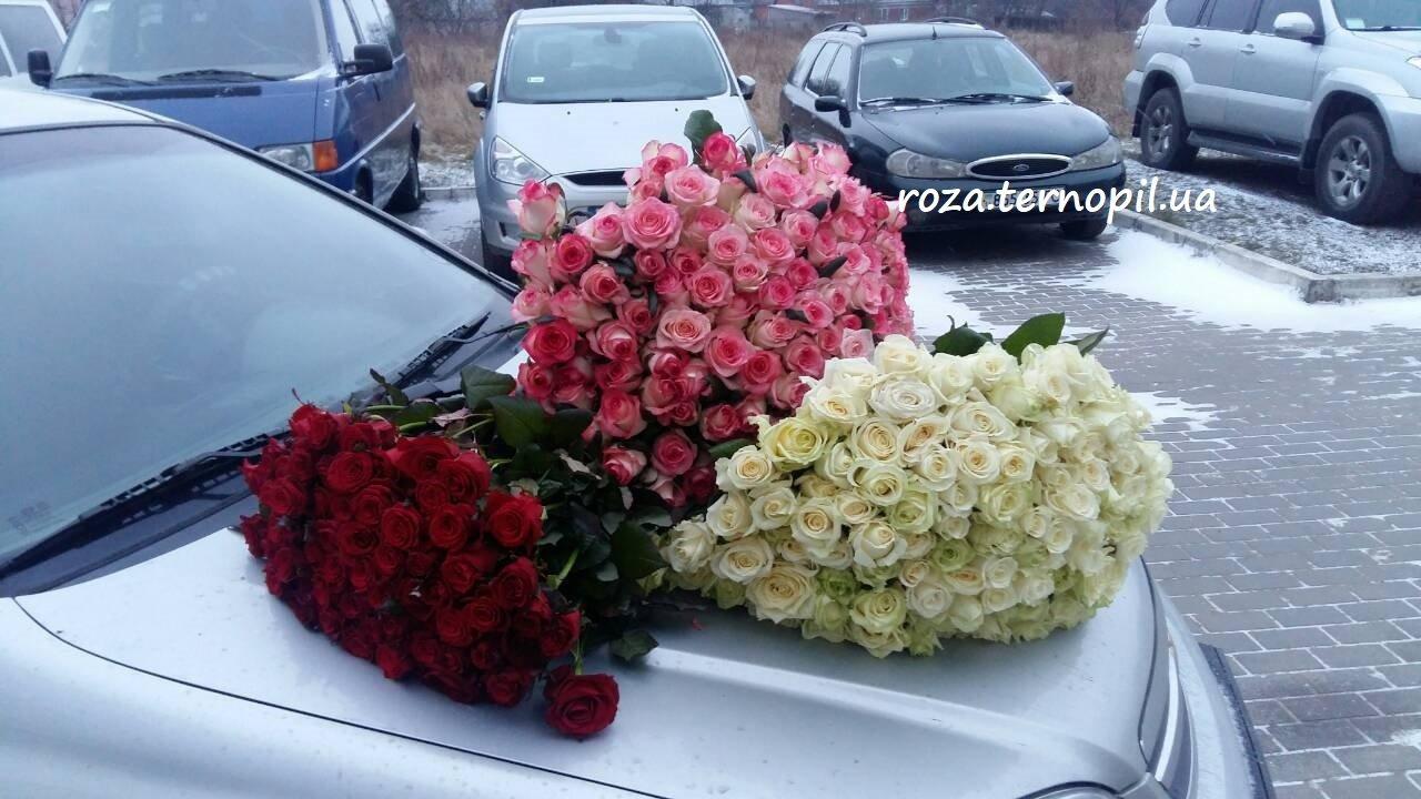 Доставка цветов Тернополь, фото-1