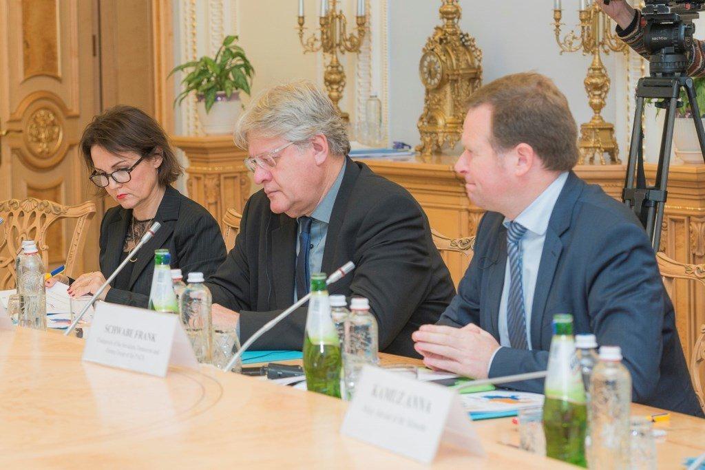 Вилкул встретился с представителями Парламентской ассамблеи Совета Европы, фото-1