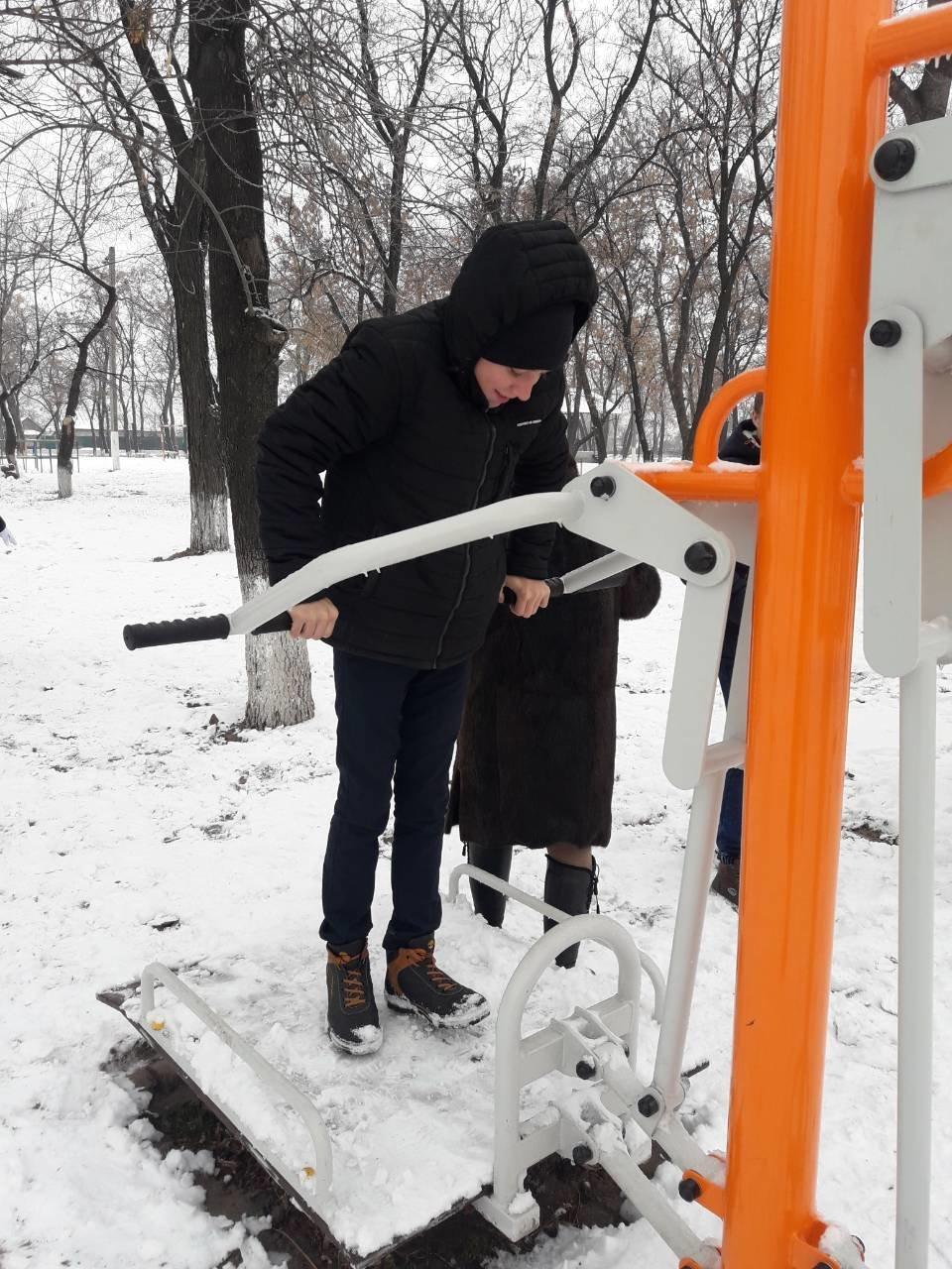 В Богдановке открыли «Площадку мечты», фото-2