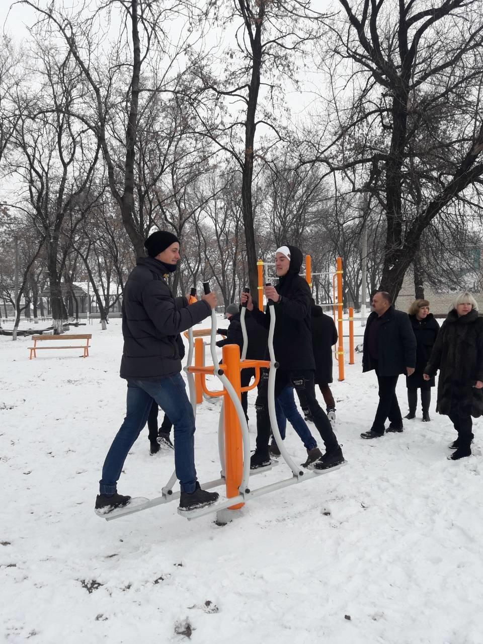 В Богдановке открыли «Площадку мечты», фото-1