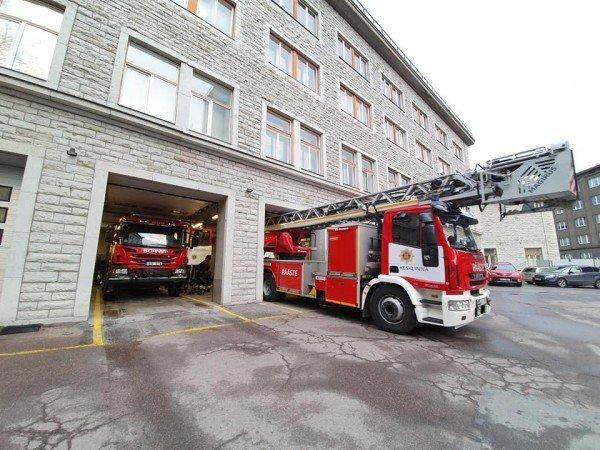Пожарные-волонтёры: Эстония поможет создать для жителей области новые поздразделения, фото-2