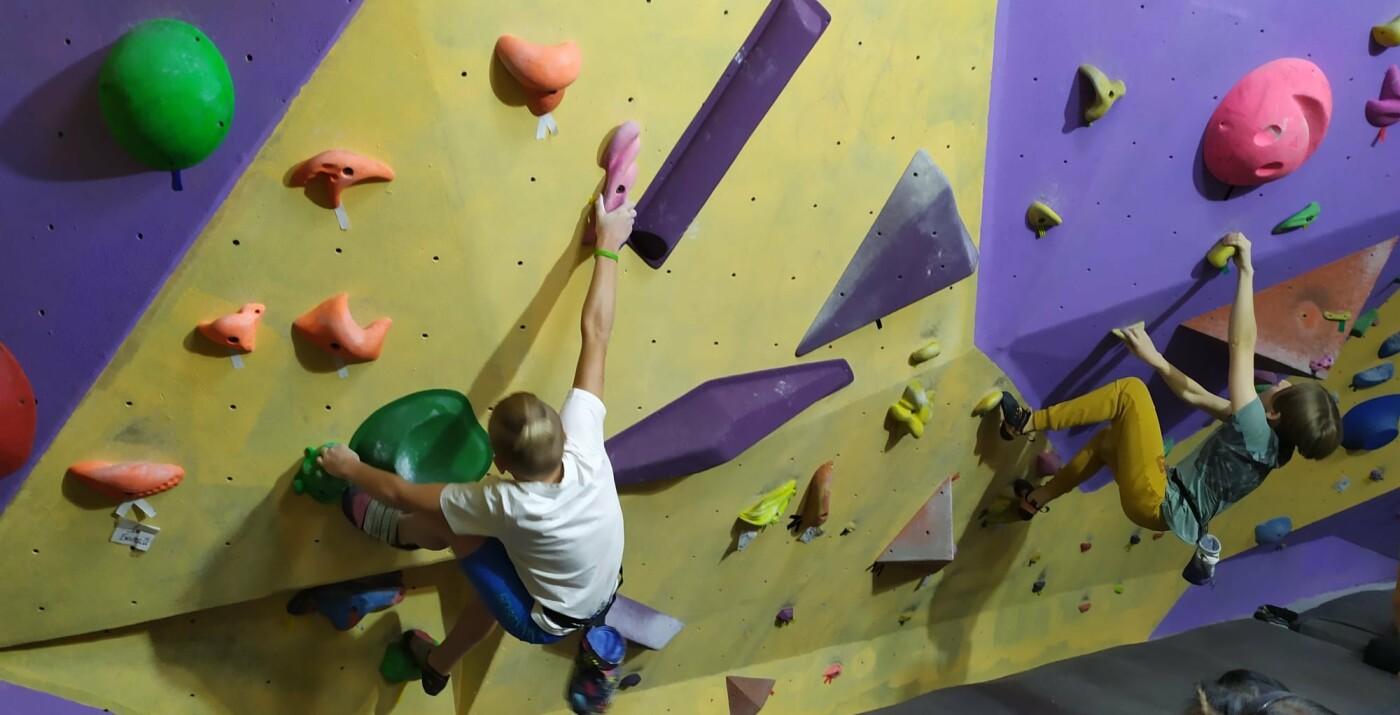 Павлоградские скалолазы преодолели почти полсотни маршрутов на чемпионате по скалолазанию, фото-5