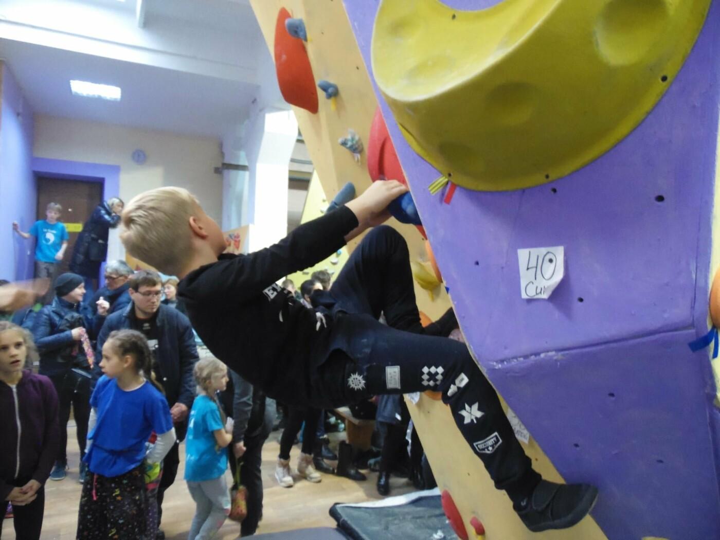 Павлоградские скалолазы преодолели почти полсотни маршрутов на чемпионате по скалолазанию, фото-7