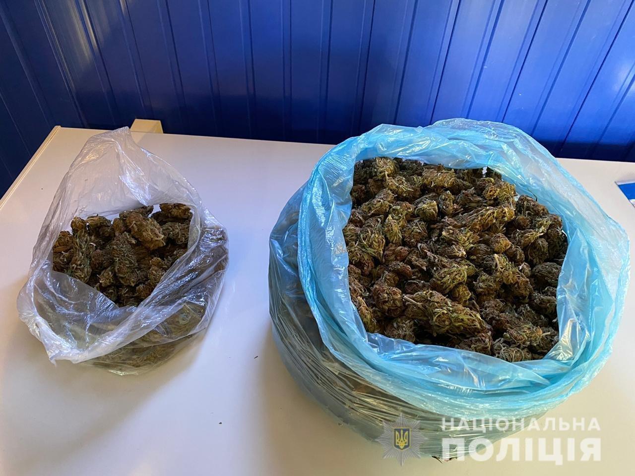 На Днепропетровщине полицейские изъяли наркотики на сумму около 180 тыс. гривен, фото-1