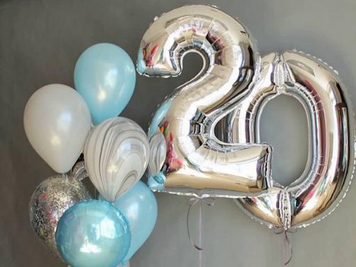 Фольгированные воздушные шары - как заставить их выглядеть эффектно?, фото-1