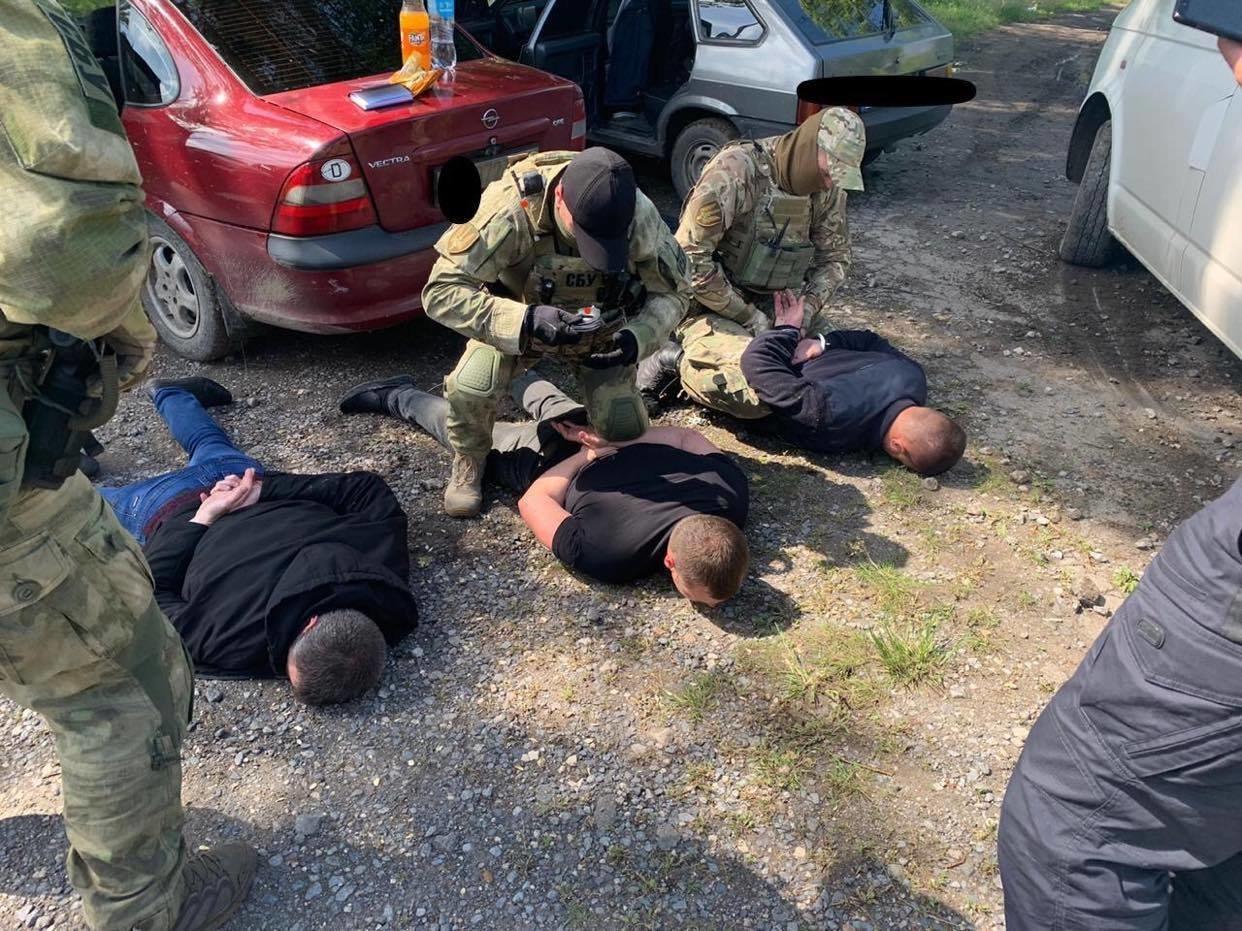 В Киеве суд избрал меру пресечения для семерых участников банды полицейских из Павлограда, фото-1