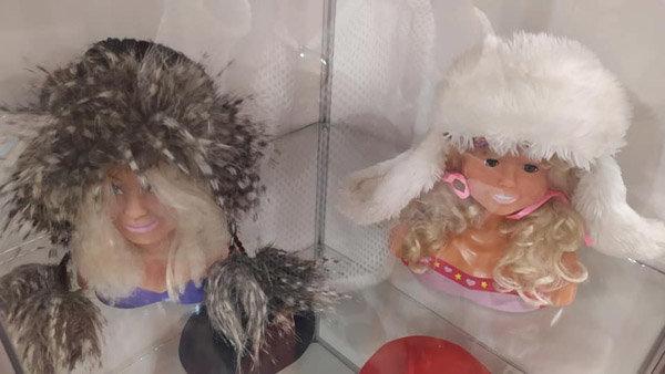 От шапки до военной фуражки: в Павлограде открылась выставка шапок, фото-3