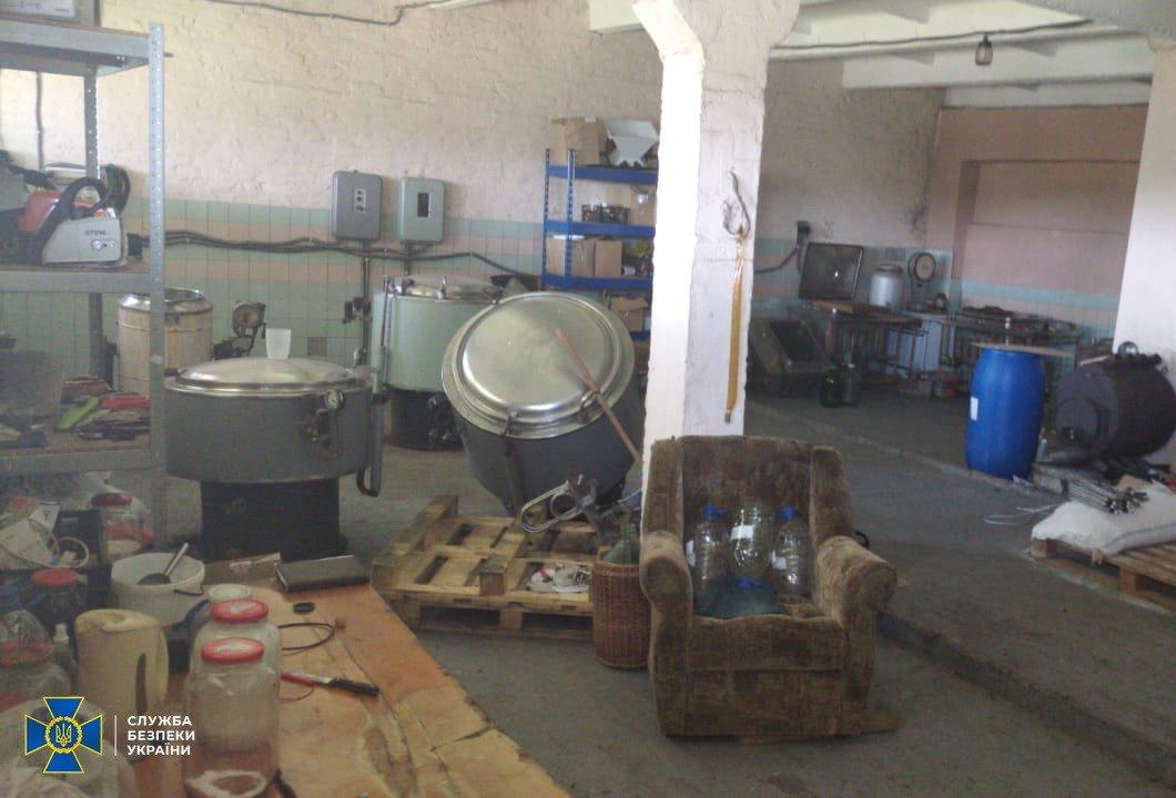 В Днепре разоблачили подпольное производство антисептиков на более 1 млн гривен (ФОТО), фото-5