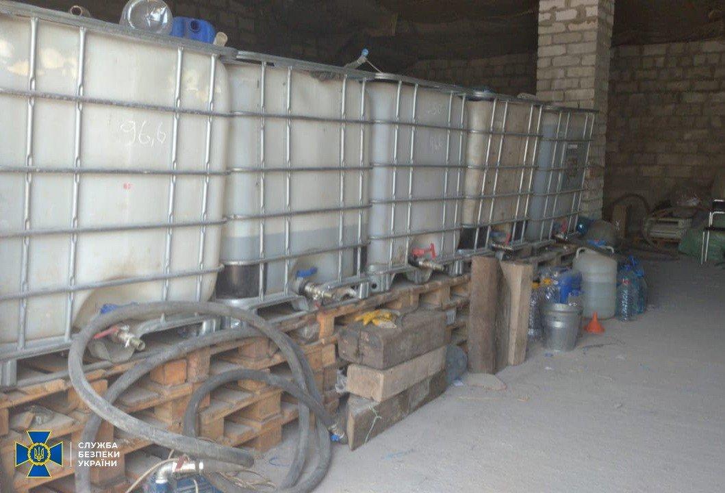 В Днепре разоблачили подпольное производство антисептиков на более 1 млн гривен (ФОТО), фото-6