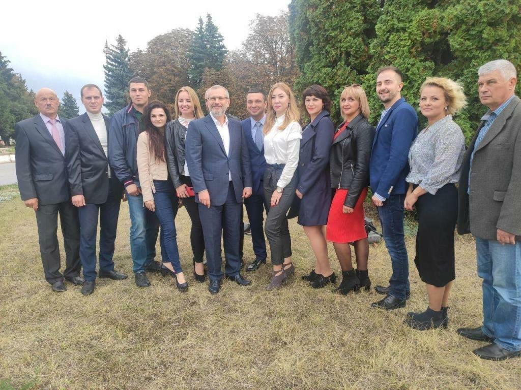 Вилкул: Только «Украинская перспектива» обеспечит развитие Днепропетровщины и защиту жителей региона, фото-2