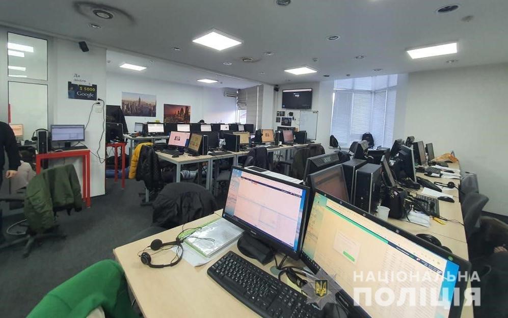 На Днепропетровщине «накрыли» сеть «call-центров», фото-3