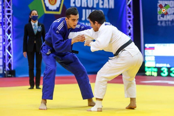 Дзюдоисты Днепропетровщины завоевали два «серебра» чемпионата Европы, фото-1